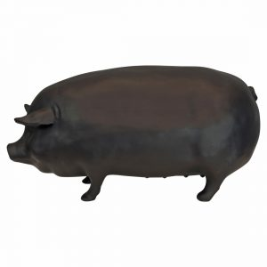 Hollow Pig Chalkboard Home Decor Farm Style Terra Cotta Adoreable Kitchen Idea