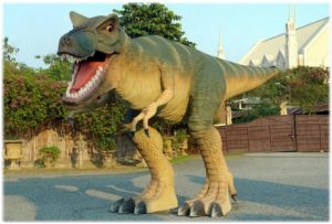 Life Size T Rex GIANT HUGE Sculpture Outdoor Statue Advertise Rock Shop Business ..