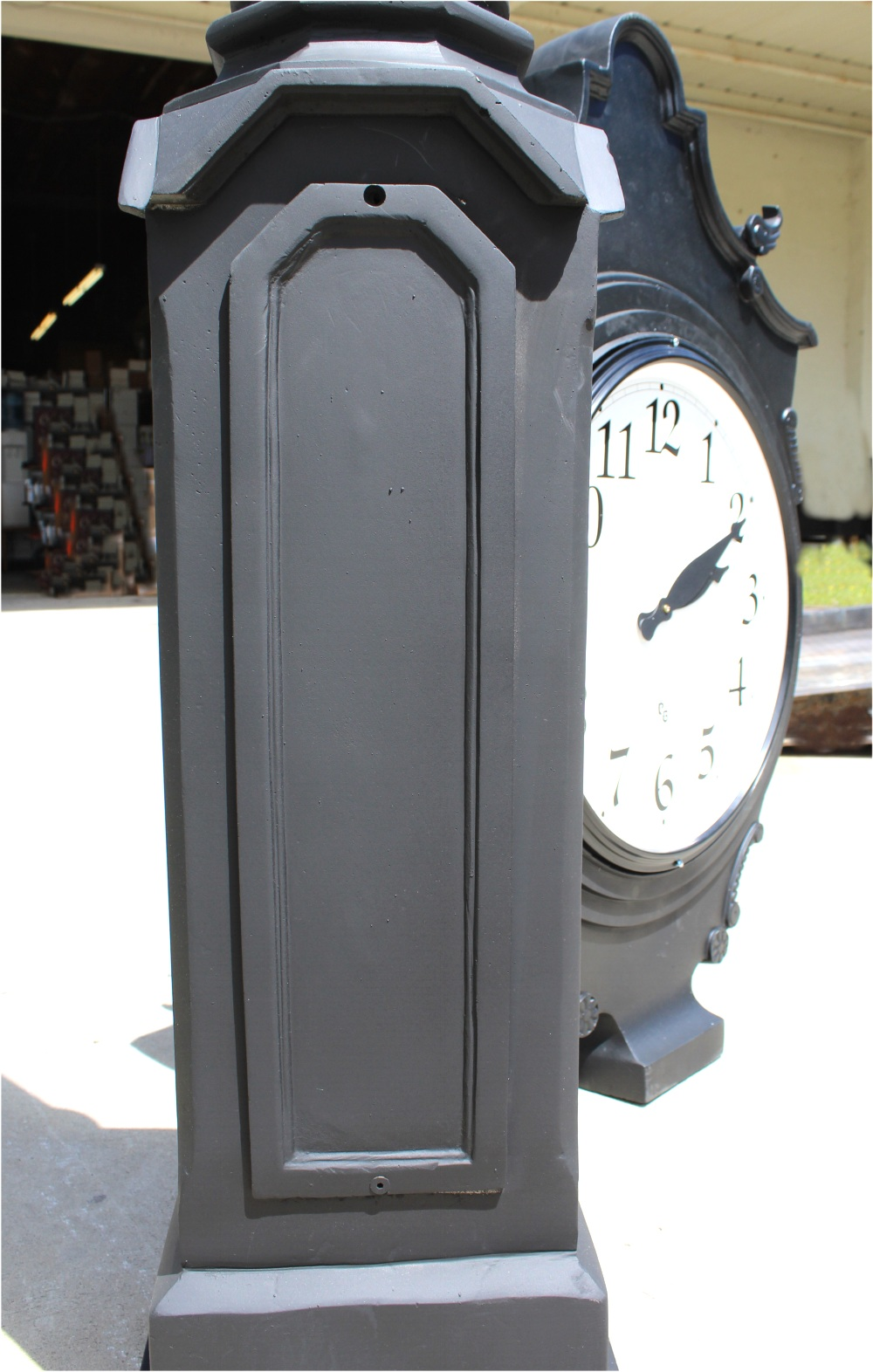 Main Street Tower Clock Antique Victorian Style New Huge Commercial Americana