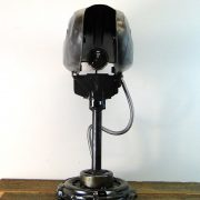 Hand Crafted Steampunk Ruff Ryder Rough Rider Motorcycle Gas Tank Lamp