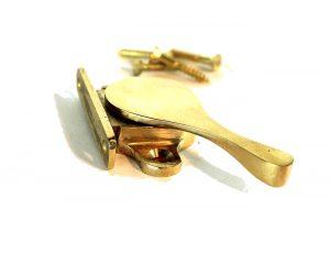 Side Mount Pressure Window Sash Lock Solid Brass Hardware