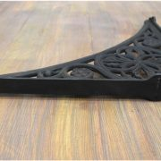BIG Cast Iron Victorian Vintage style Wall Bracket for shelves