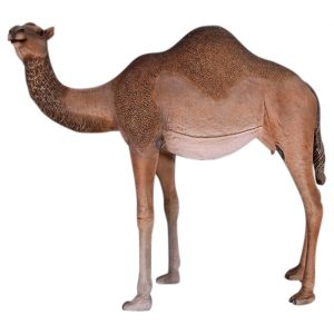 Life Size Mike The Camel Statue Sculpture Big Hump Day or Holiday Christmas