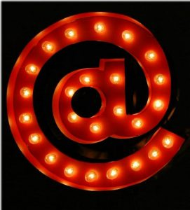 Antique Style @ LETTER SIGN Old Midway Circus Lighted Wall Art