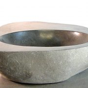 Big River Stone With Vessel Sink And Tray Bar Bathroom Counter Top Deck e10x