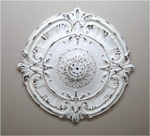 Antique Style Ceiling Medallion Restoration Old House Hardware Fabulous
