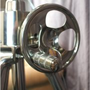 Big High Designer Movie Studio Spot Light Floor Lamp, AMAZING Hotel Mansion Style