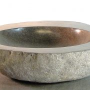 Big River Stone With Vessel Sink And Tray Bar Bathroom Counter Top Deck g10a