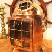Antique Replica Life Size Solid Copper DIVER HELMET, Old Nautical Decor, Rare Diving Decor