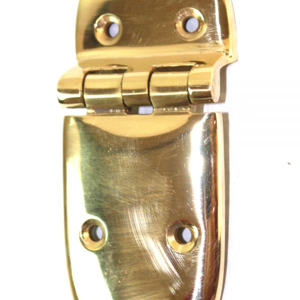 Ice Box Hinge Solid Brass Sold One At a Time for Oak Old Antique Icebox