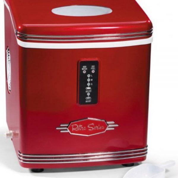 Nostalgic Retro Style NEW ICE MAKER Machine, Vintage Feel Home Bar or Man Cave Item