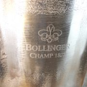 Bollinger Champ 1872 Ice Bucket Trophy for Winners Only – Planter Thick Metal