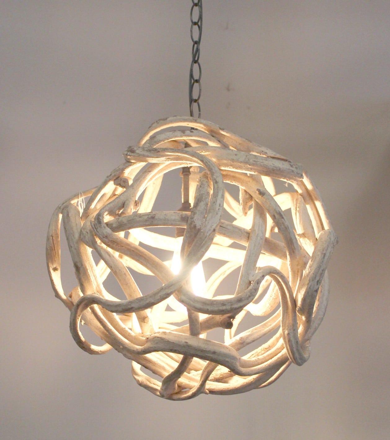 vine chandelier mansion lighting forging hopper custom organic design iron sculpture greystone img daniel