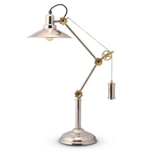 The South Hampton Table Lamp 19th Century Aesthetic Style Counter Balance