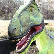 Big T Rex Wall Mount 3D Dinosaur Sculpture Tyrannosaurus Kids Room ?