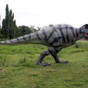 Walking T Rex Sculpture GIANT HUGE street sign advertising statue store business ..