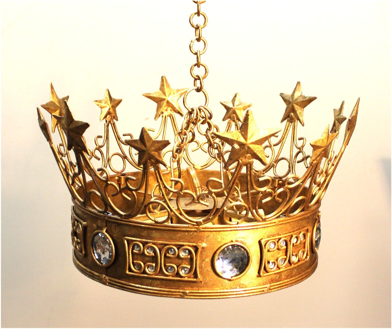 Attractive Crown Wall Decor Ensign - Wall Art Collections ...