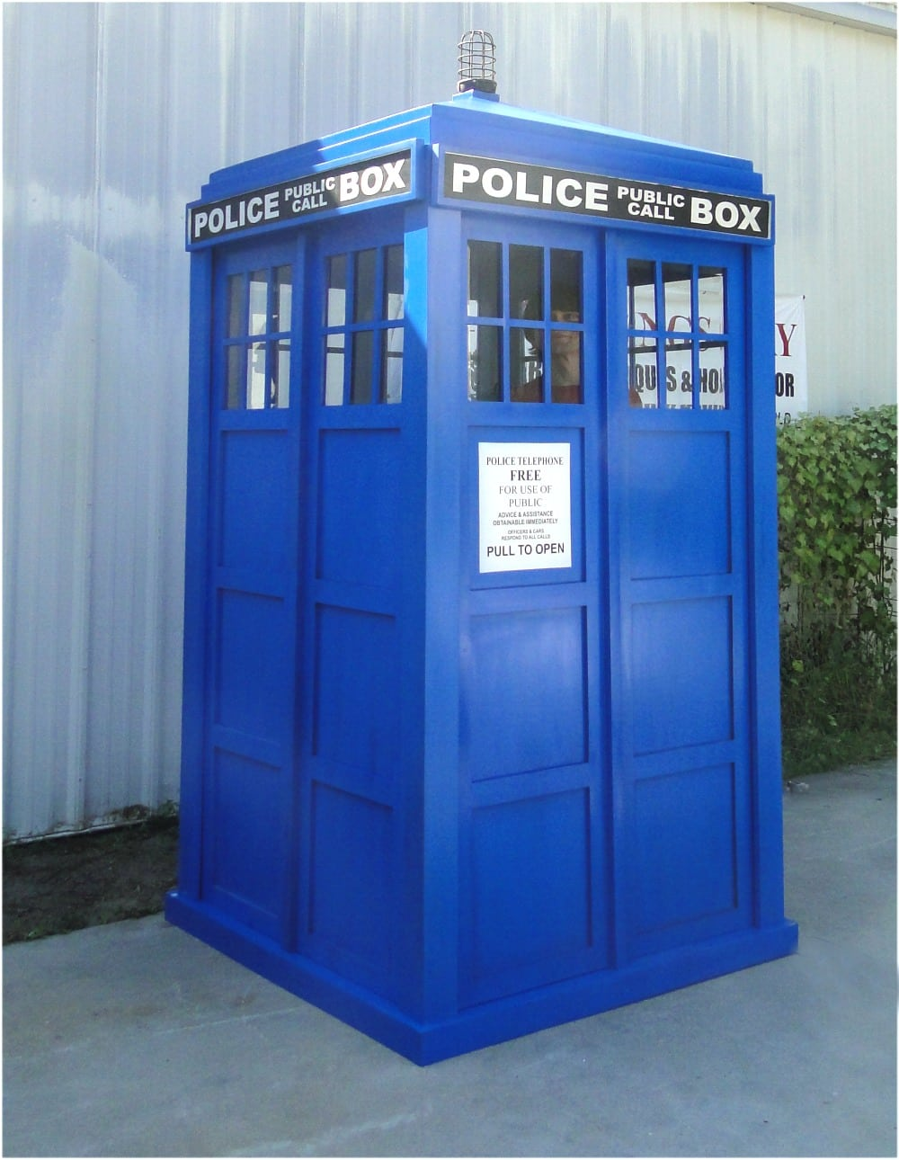 Pull Phone Box Wiring Diagrams Blue English Police Call Doctor Dr Who Tardis Booth Full Rh Thekingsbay Com Electrical Boxes Sizes Sizing