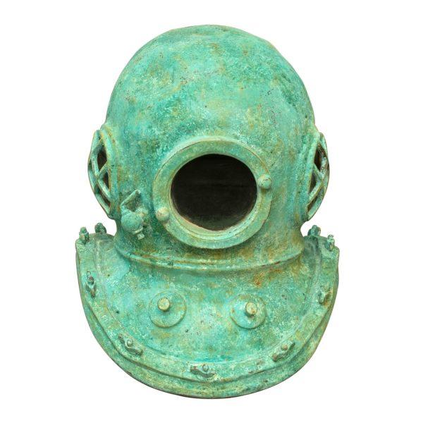 Old Aged Style Steampunk Mark V Divers Helmet Nautical Tiffany Bioshock Infinite