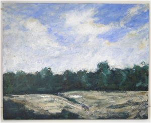 Judge Impressionist Landscape Oil Painting of Lowcountry, Monet Style Artwork