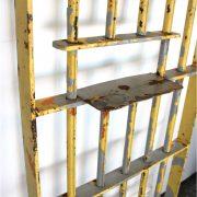 Iron Jail Cell Door Real Old Prison Cowboy Old West Movie Studio Prop