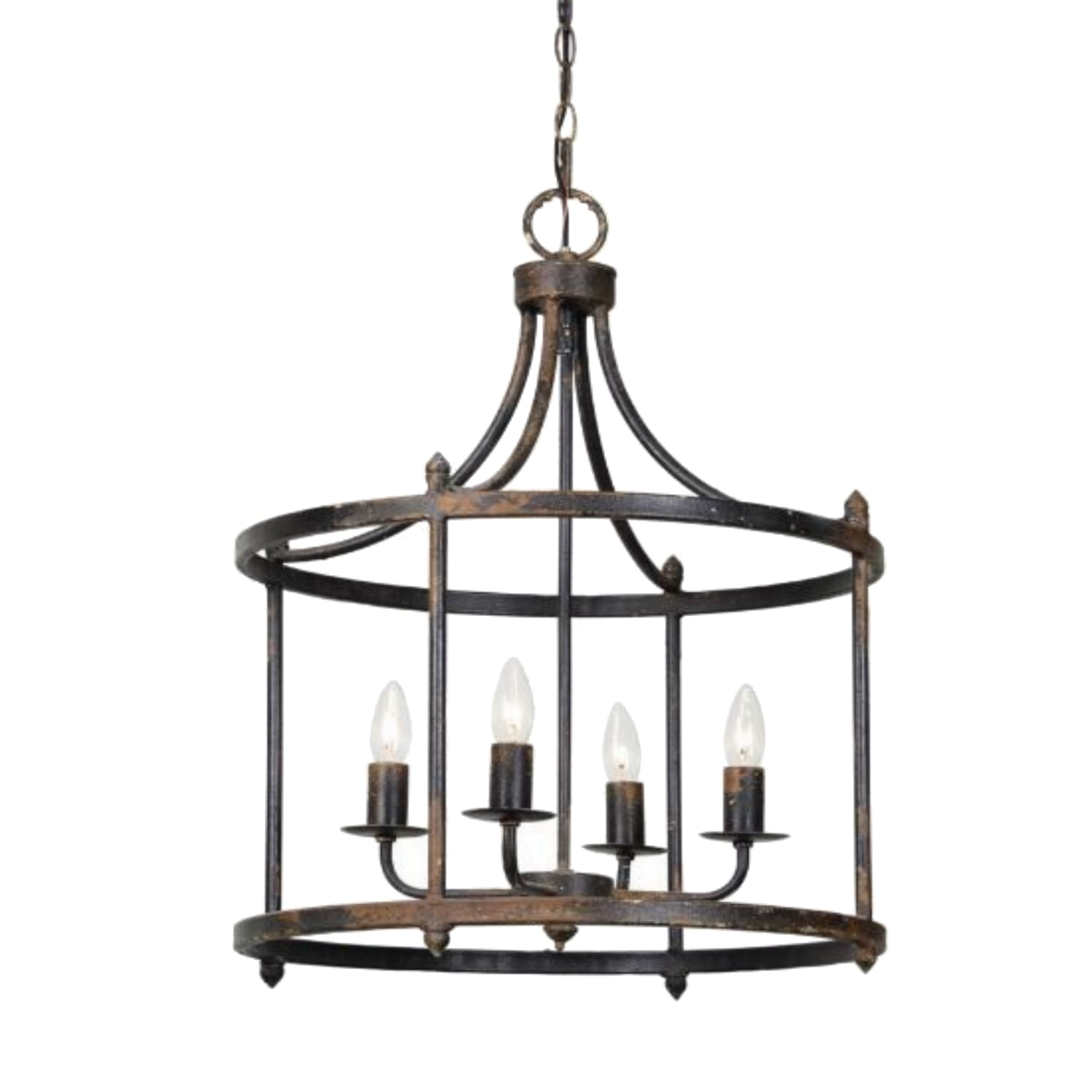 The Virginia Round Chandelier Kitchen Or Hall Pendant Light The Kings Bay The Kings Bay