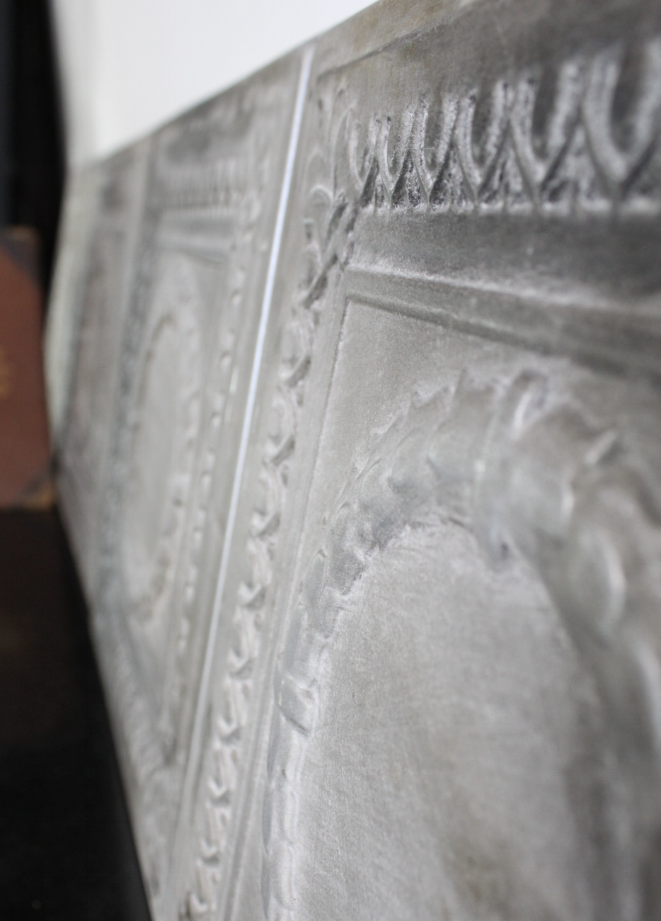 Pressed Tin Stamped Ceiling Or Wall Tiles Panels
