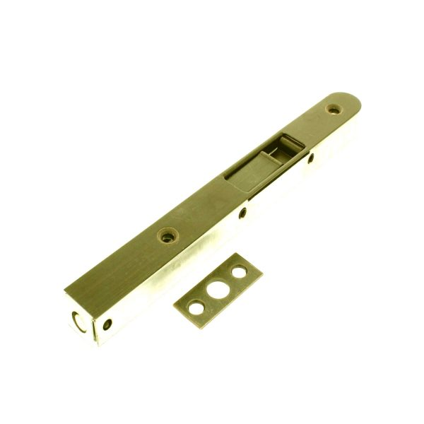 Mortise Solid Brass Flush Lever Push Up or Down Lock 7 1/16″ Tall