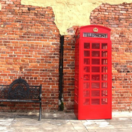 Where To Buy A English Phone Booth