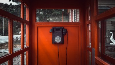 British Icon Phone Booth Sale