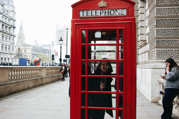 For Sale Phone Booth