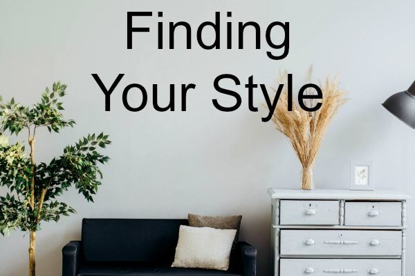 Finding Your Style – Decorating A Living Room