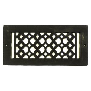 Rectangular Register Wrought Iron Floor Grate Heating Vent Scale Type Design