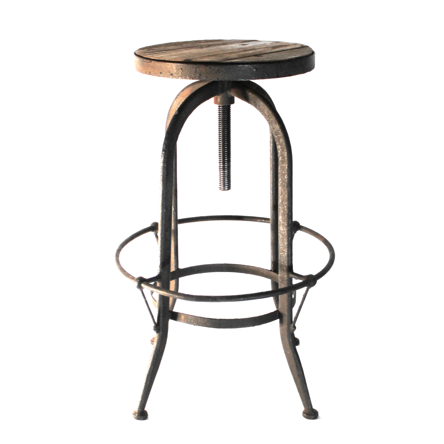 Fabulous Wooden And Iron Country Style Saloon Barstool Bar Stool Wood Hand Wrought Caraccident5 Cool Chair Designs And Ideas Caraccident5Info