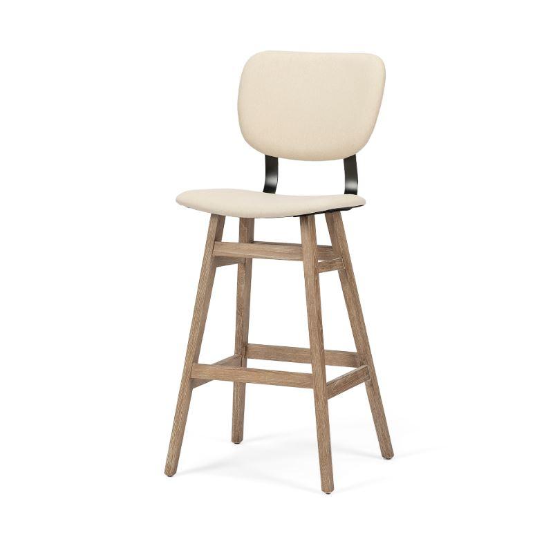 Danish style bar stool