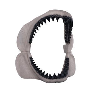Life Size Megalodon Shark Teeth 50 Inch Giant Replica Jaws Wall Decor