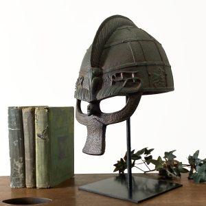Vendel Helmet Historic Era Swedish Viking Armor 600 AD Ancient Style